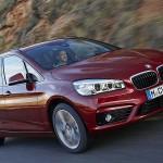 BMW 2-Series Gran Tourer 2016 – минивен премиум—класса