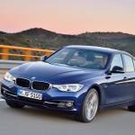 BMW 3-series 2016-2017 — обновление популярного седана