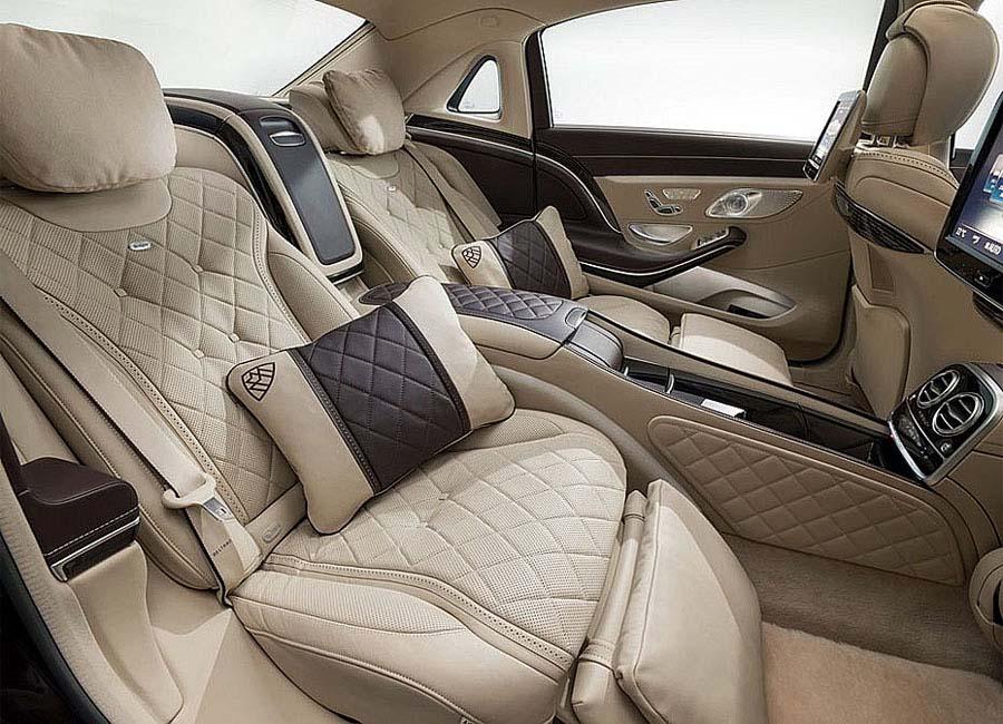 Фото Mercedes Maybach S Class 2016