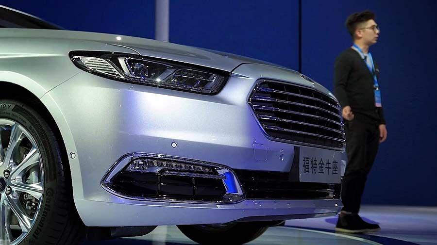 Новый Форд Таурус 2015-2016