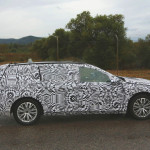 Volkswagen Passat 2016 в кузове универсал проходит испытания