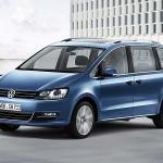 Volkswagen Sharan 2016 — долгожданное обновление