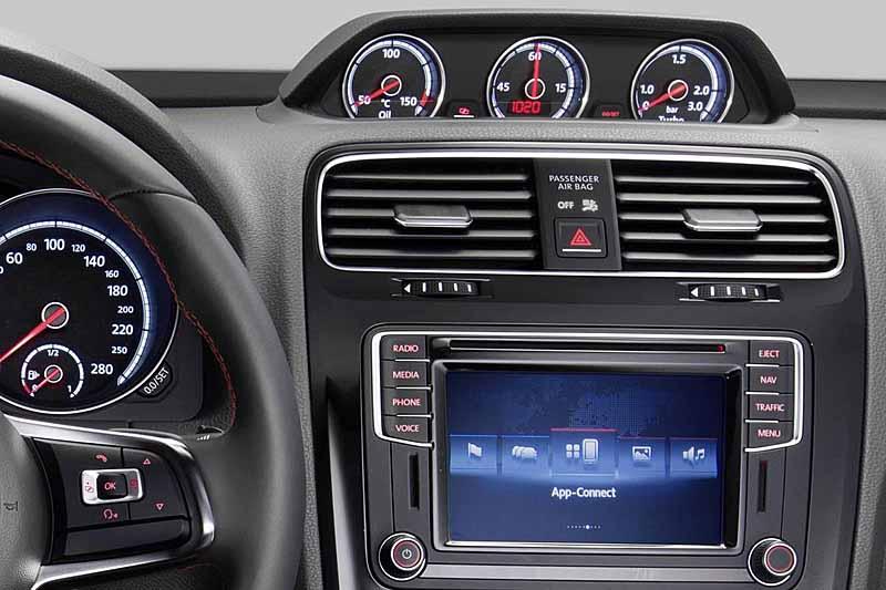 Шпионское фото Volkswagen Scirocco GTS 2016