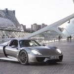 Порше 918 Spyder 2016: новый суперкар от производителя из Германии