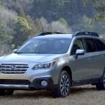 Обновленный Subaru Outback 2016 готовится к появлению в России