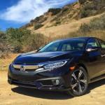 Десятое поколение Honda Civic