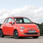Юбилейное обновление Fiat 500 2016 – 2017
