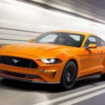 Новое поколение легендарной модели Ford Mustang 2017-2018