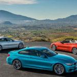 Представлена доработанная модель BMW 4-Series 2017-2018