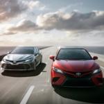 Тойота Камри 2017 в новом кузове: фото, цены и комплектации