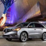 Новая Acura MDX 2017 модельного года: комплектации, цены и фото
