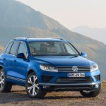 Volkswagen Touareg 2018 — комплектации, цены, фото и характеристики