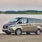 Ford Tourneo Custom 2017 — комплектации, цены и фото