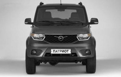 УАЗ Патриот 2018 модельного года: цены, комплектации, фото и характеристики