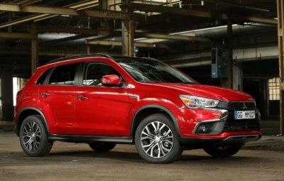 Mitsubishi ASX 2018 модельного года: цены, комплектации, фото и характеристики
