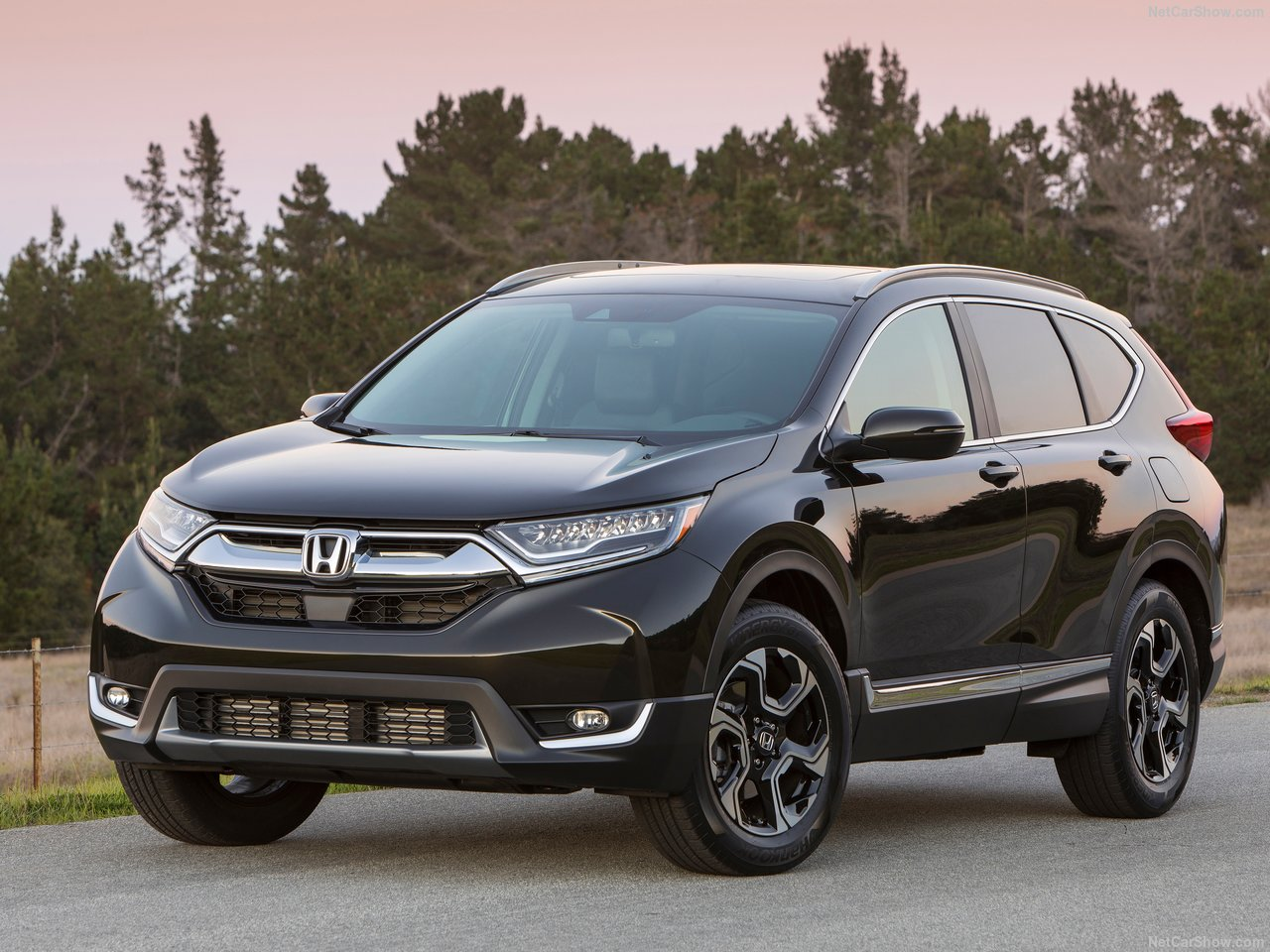 Honda CR-V 2018 — комплектации, цены и фото