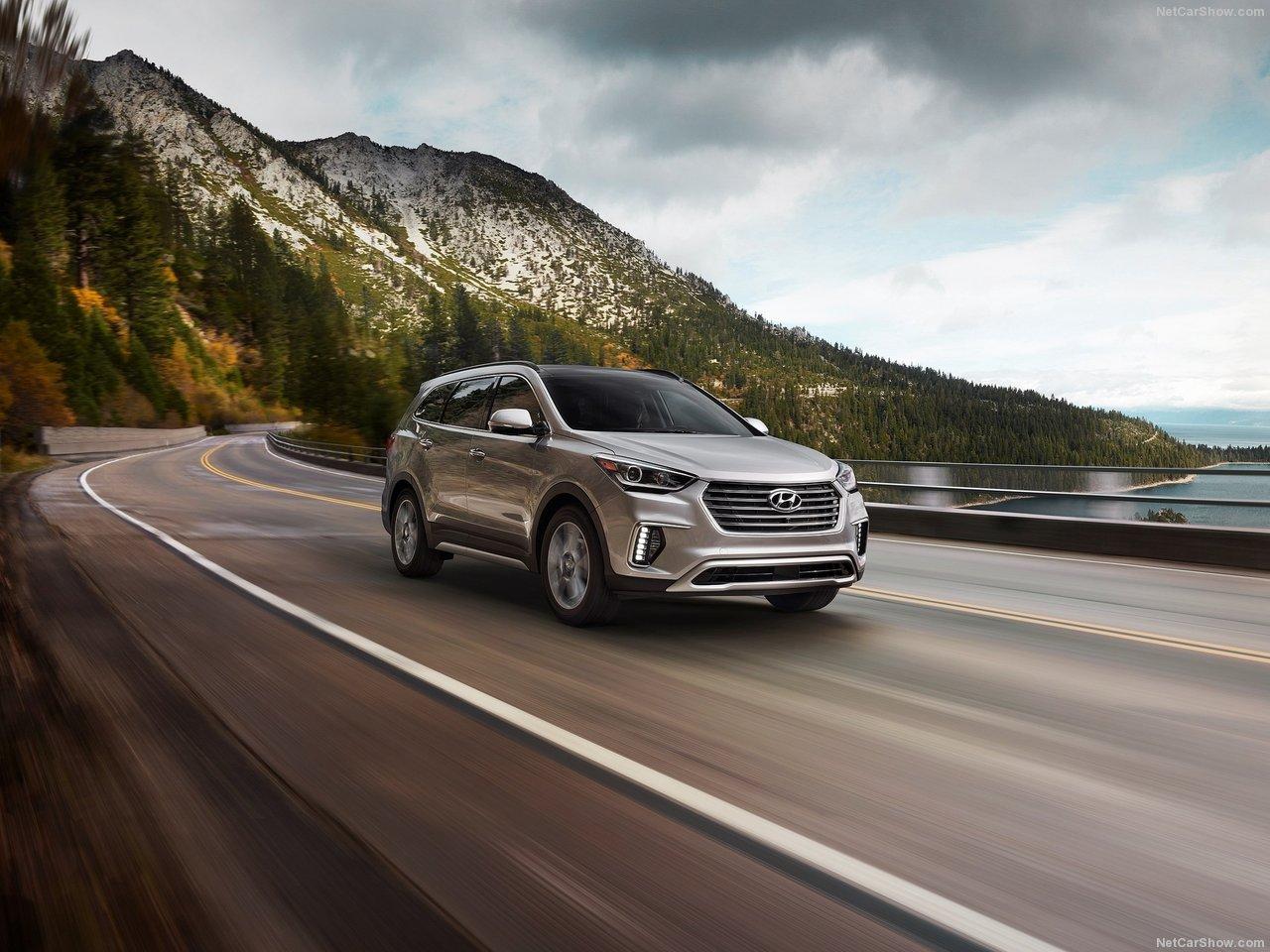 Hyundai Santa Fe 2018 - комплектации, цены, фото и характеристики