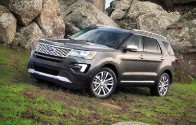Ford Explorer 2018 - комплектации, цены и фото