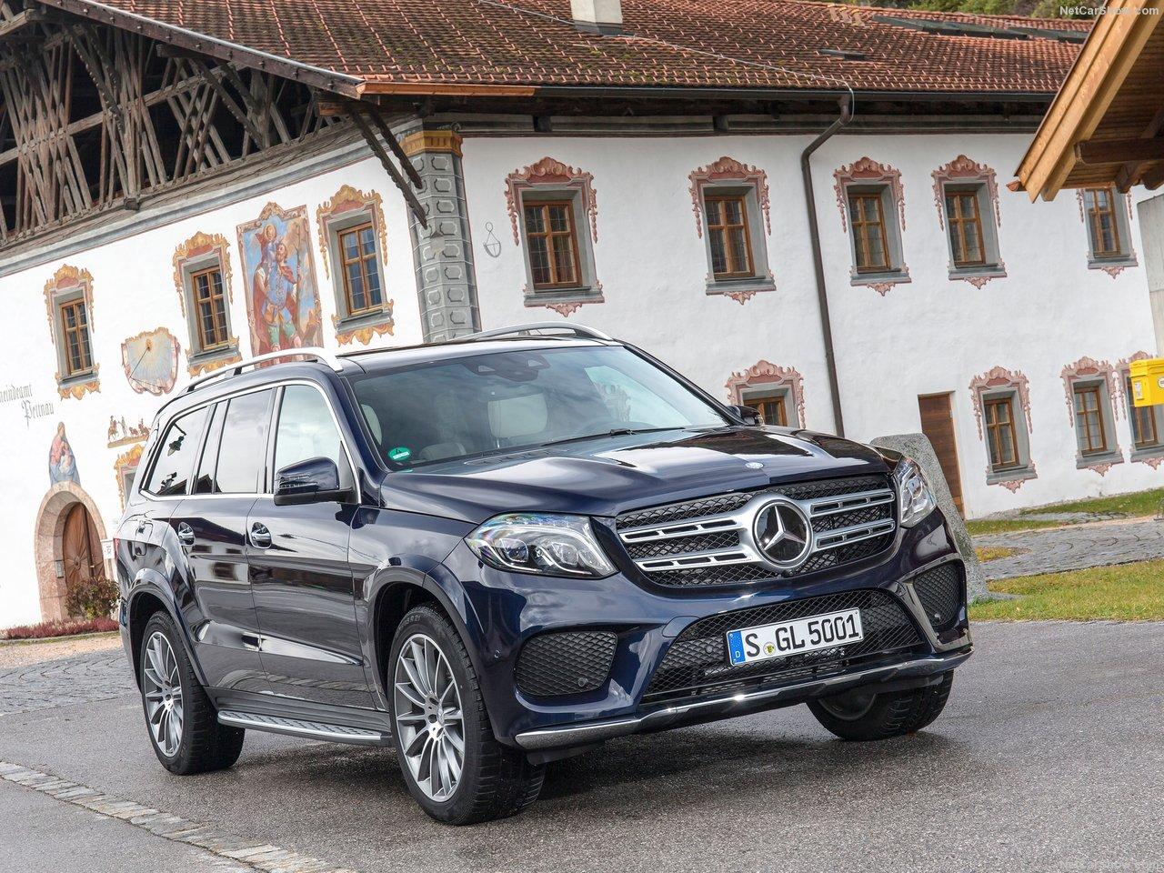 Mercedes-Benz GLS 2018 - комплектации, цены и фото