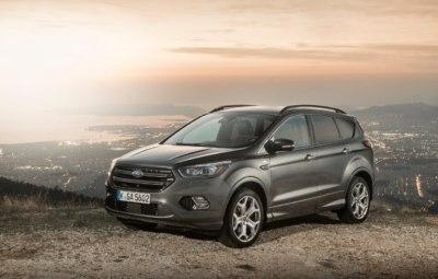 Ford Kuga 2018 - комплектации, цены и фото