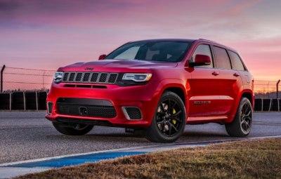 Jeep Grand Cherokee 2018: комплектации, цены и фото