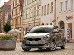 Kia Carens 2017 - комплектации, цены и фото