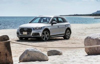 Audi Q5 2018: комплектации, цены и фото