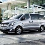 Стартовали продажи обновленной версии Grand Starex бренда Hyundai