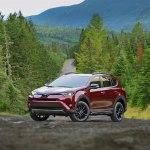 Toyota RAV4 2018: комплектации, цены и фото