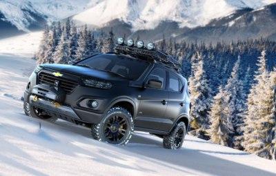 Chevrolet Niva 2018 - комплектации, цены, фото и характеристики