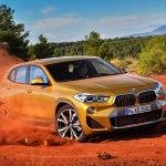BMW X2 2018 — комплектации, цены, фото и характеристики