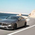 Mercedes CLS 2019 — комплектации, цены и фото