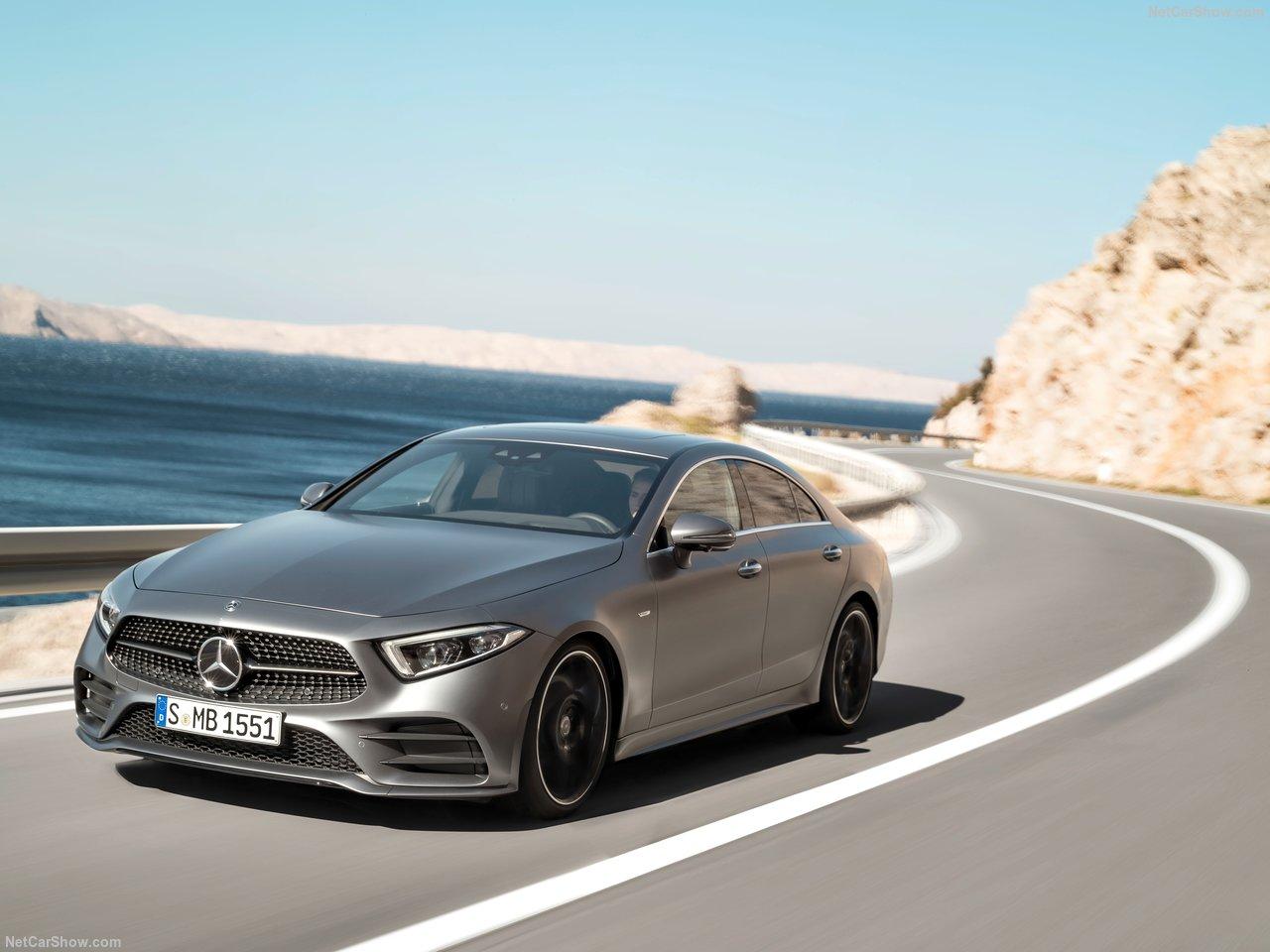 Mercedes CLS 2019 - комплектации, цены и фото