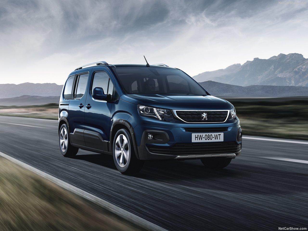 Peugeot Rifter 2019: цены, комплектации, фото