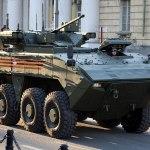Стали известны ключевые преимущества новейшего колесного танка