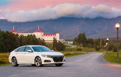 Хонда Аккорд 2019 - комплектации, цены и фото