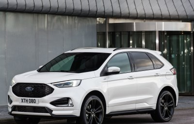 Ford Edge 2018 модельного года: цены, комплектации, фото и характеристики
