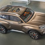 Концепт-кар АвтоВАЗа, показанный на Московском автосалоне, не станет прототипом Лады 4х4