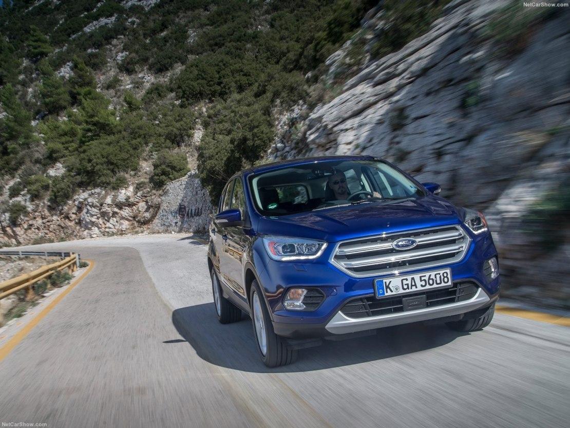 Форд Куга 2019 получил точечные изменения