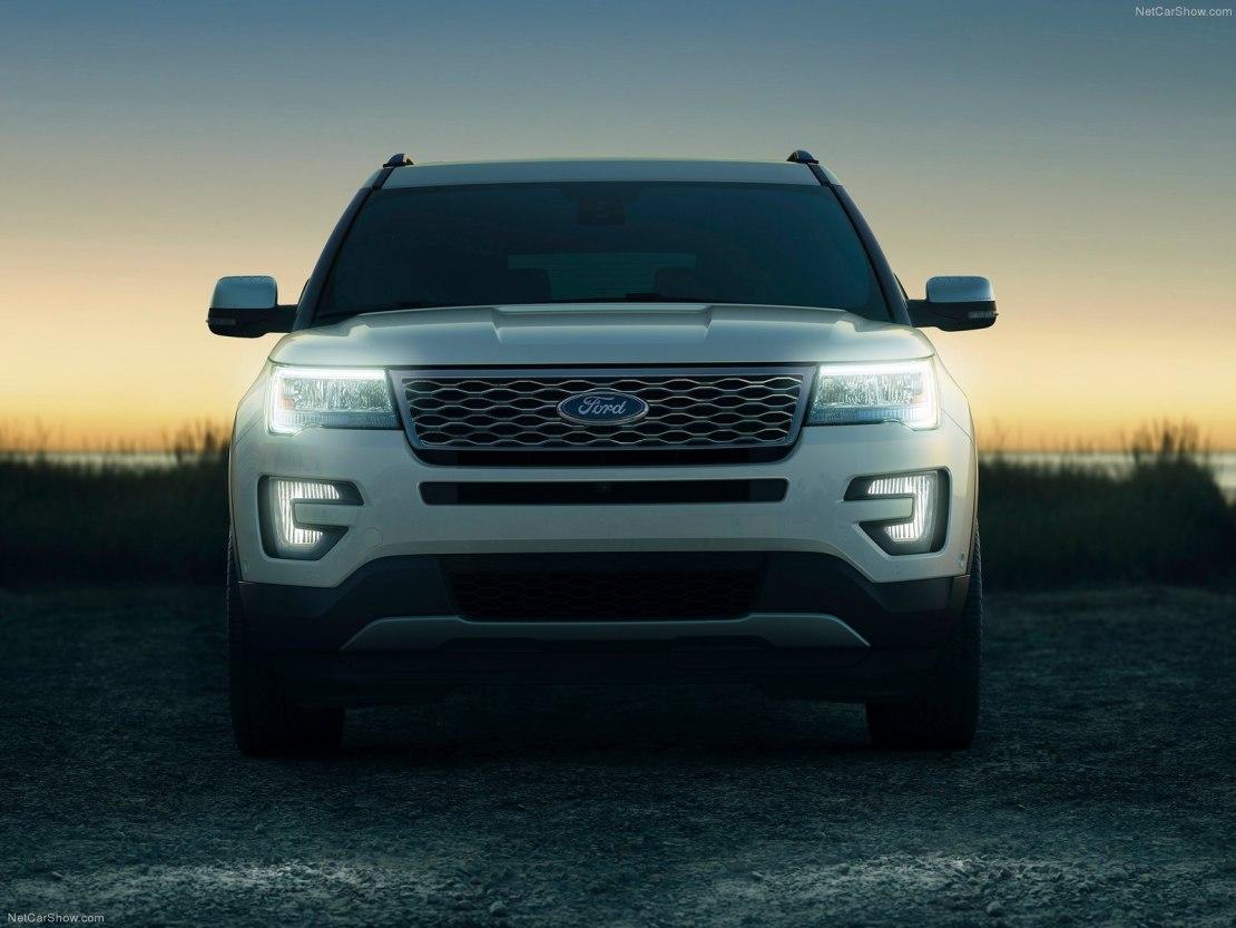 Форд Эксплорер 2019 года – семейный внедорожник с жестким характером