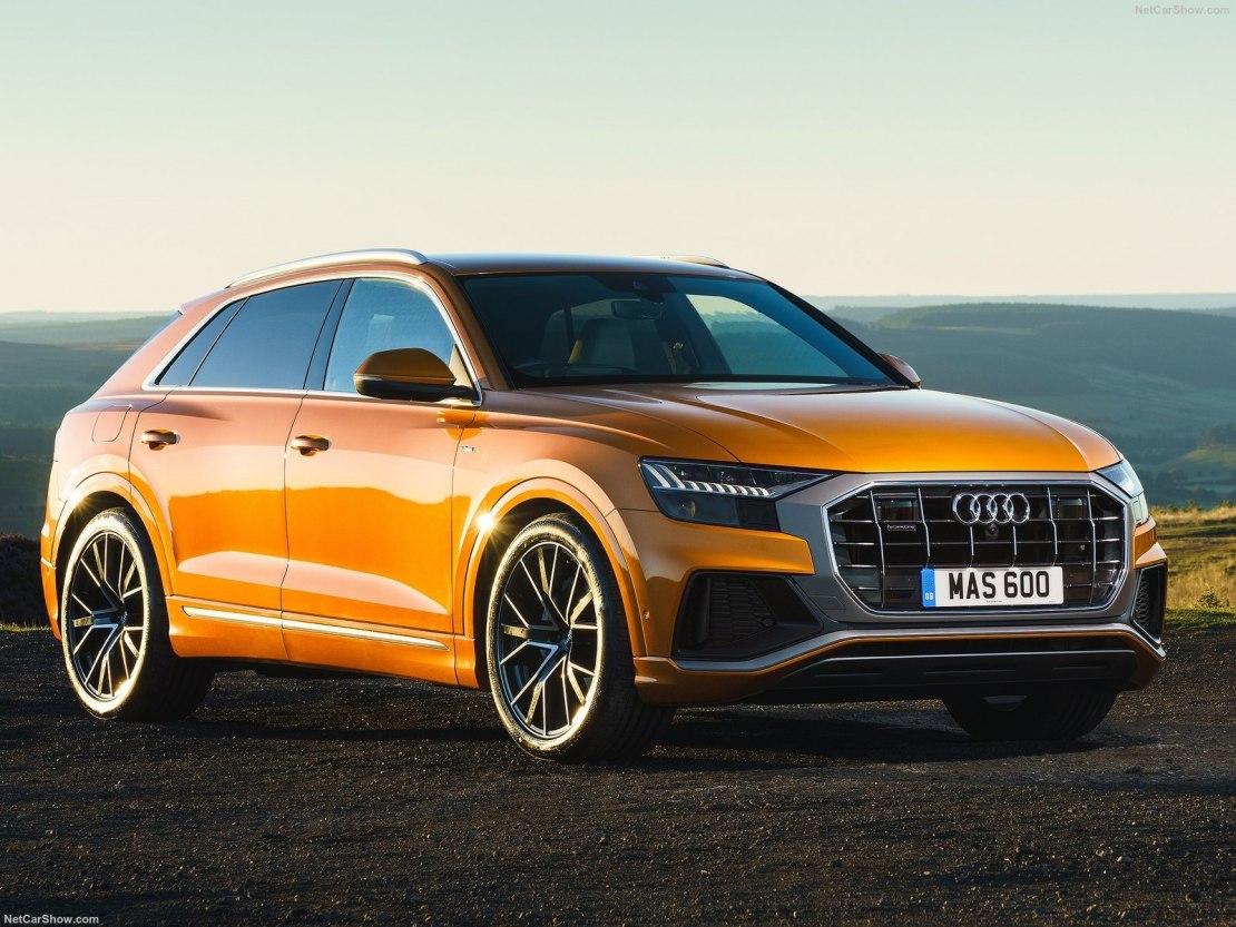Новый Audi Q8 2018: 7-местный кроссовер с полуавтономным управлением