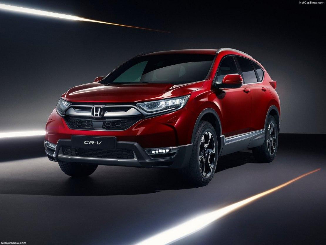 Чем удивит новая Хонда СРВ 2019 года?