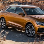 Новый Audi Q8 2019: 7-местный кроссовер с полуавтономным управлением