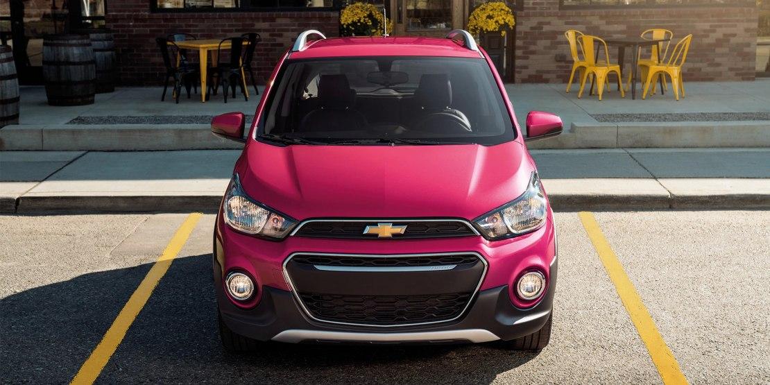 Chevrolet Spark 2019 года: компактная модель с удобным салоном