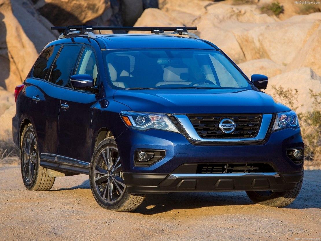 Nissan Pathfinder 2019: обновленный внедорожник по старым ценам