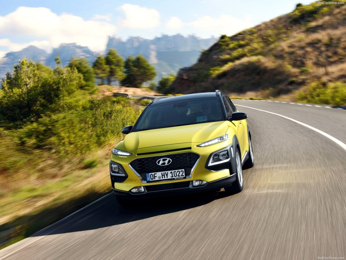 Обновленный Hyundai Kona 2019 года не появится в России