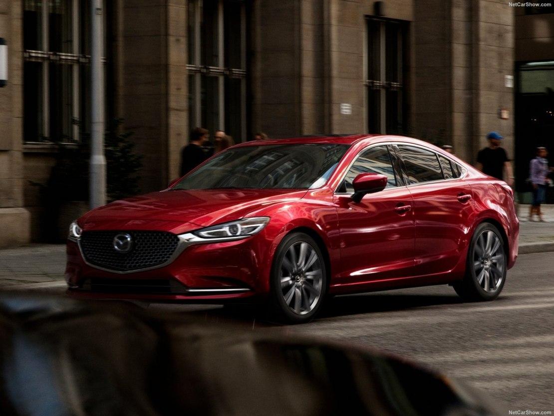 Новая Mazda 6 2019 года: точечные изменения, повысившие комфортабельность