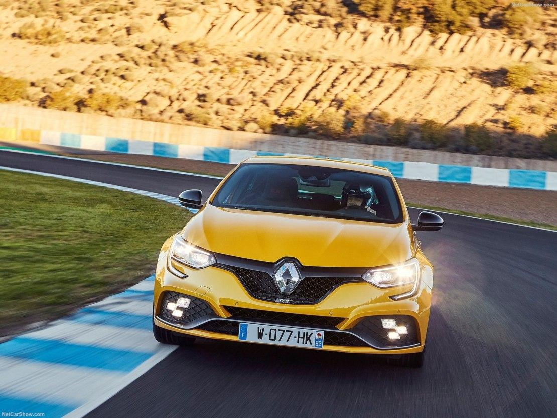 Комплектации и цены нового Renault Megane 2019 года