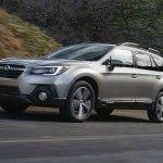 Subaru Outback 2019: новый японский кросс-универсал