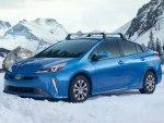 Комплектации и цены обновленной Toyota Prius 2019 года